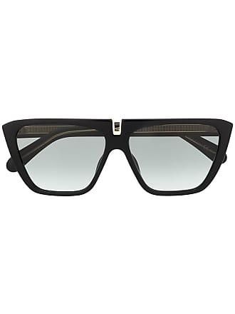 Givenchy rectangle frame sunglasses - Preto