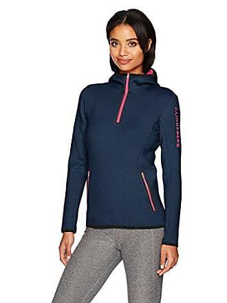 J.Lindeberg Womens W Logo Hood Jacket, JL Navy, XL