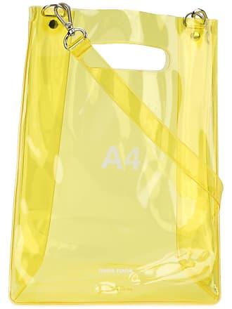Nana-Nana Bolsa tote A4 - Amarelo
