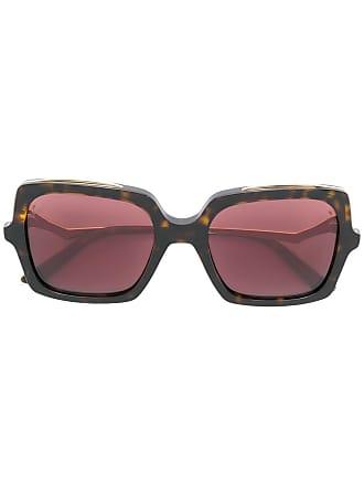 40c818be938 Cartier Óculos de sol Première de Cartier - Marrom