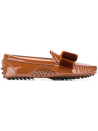 6dd456f5b2b34 Tod's Tods X Alessandro DellAcqua Gommino Driving shoes - Brown