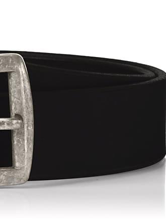 Pieces Womens PCNADY LEATHER JEANS BELT NOOS Belt, Black, 85 cm