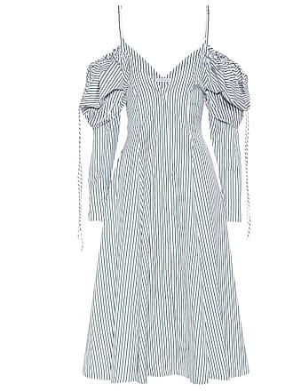 J.W.Anderson Exclusive to mytheresa.com - off-the-shoulder cotton dress