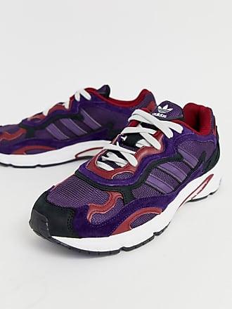 adidas Originals temper run sneakers purple - Purple