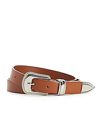 Simons Genuine leather Western belt