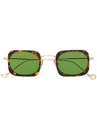 Eyepetizer Óculos de sol quadrado - Marrom