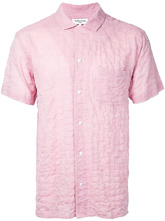 Ymc You Must Create Camisa Malick - Rosa