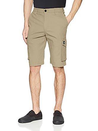 Zoo York Mens Commander Cargo Shorts, General Stone 30