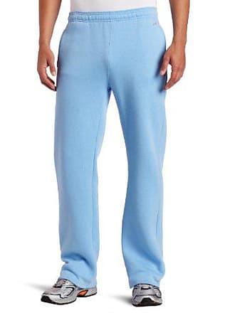 Soffe Mens Training Fleece Pocket Pant Light Blue Large