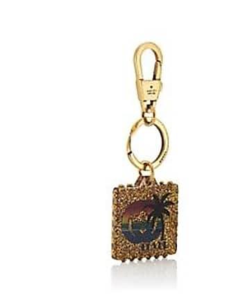 d801a7e6b9c Gucci Mens Beach Scene Keychain - Gold