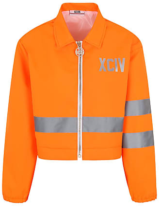 GCDS Fluo cropped jacket