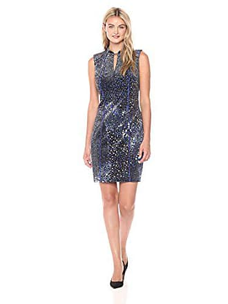 Elie Tahari Womens Arabella Dress, Bridgewater, 14