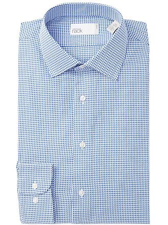Nordstrom Rack Patterned Trim Fit Dress Shirt