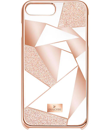 Swarovski Heroism Smartphone Case with Bumper, iPhone 8 Plus, Pink