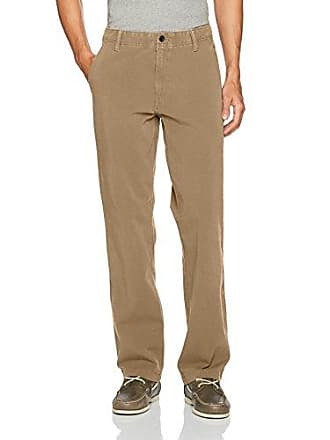Dockers Mens Straight Fit Downtime Khaki Smart 360 Flex Pants D2, New British (Stretch), 30W x 29L