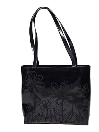 2351f161d546 1stdibs Moschino Embroidered Patent Leather Tote Bag
