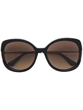 Jimmy Choo Eyewear Lila sunglasses - Preto