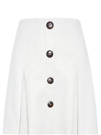 Iorane Mini Saia Botões Iorane - Off White