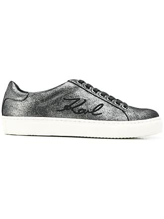 shimmer sneakers Argenté Kupsole Karl Signia Lagerfeld ZtqxW7RFw