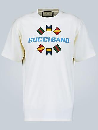 Gucci Band oversized printed T-shirt