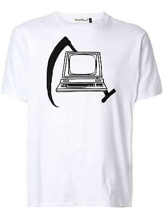 Undercover Camiseta estampada - Branco