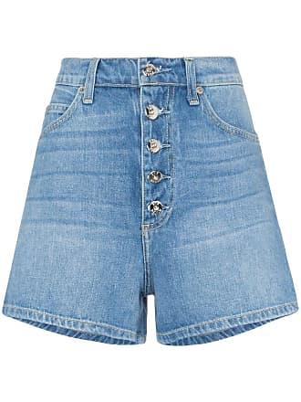 Eve Denim Short jeans Leo - Azul