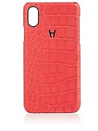 Hadoro Alligator iPhone X Hard Case - Red