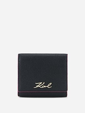 Karl Lagerfeld K/Karry All Leather Fold Wallet