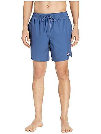 58f909510a Vineyard Vines Fine Line Stripe Chappy Swim Shorts (Moonshine) Mens Swimwear