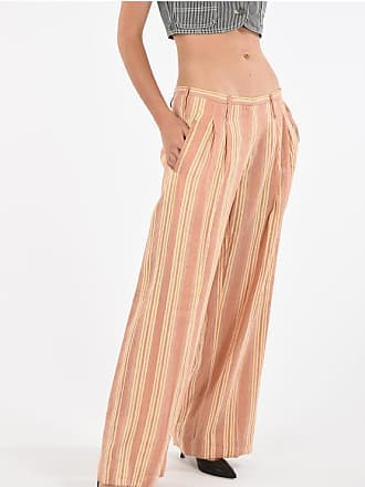 Forte_Forte Striped Wide Leg Pant size 2