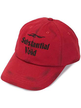 Ground-Zero Substantial Void baseball cap - Vermelho