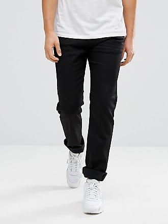 Diesel Belther regular slim fit jeans in 0886Z black - Black