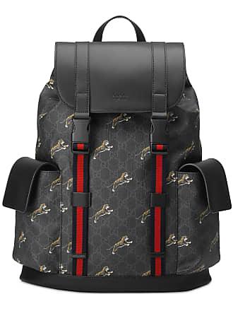 e1b0d689eb49 Gucci Soft GG Supreme tigers backpack