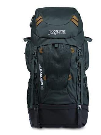 Jansport Katahdin 70L Backpack Outdoor Travel Bags - Dark Slate Grey