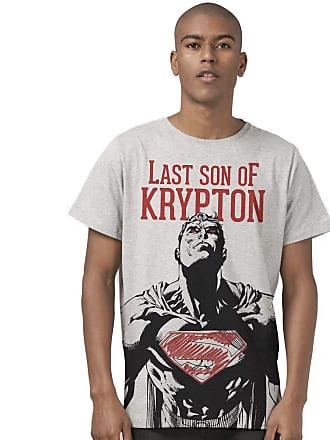 DC Comics Camiseta Superman Last Son Of Krypton