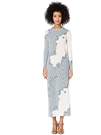 Yigal AzrouËl Paisley Printed Jersey Dress (Blossom Multi) Womens Dress