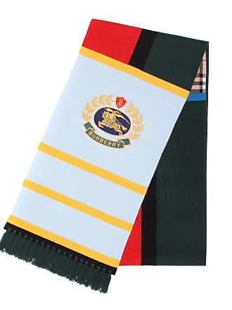 Burberry Vintage Check cashmere-blend scarf