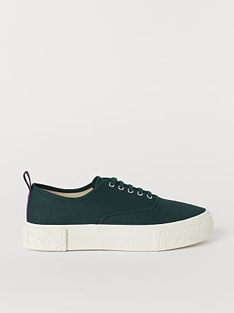 H&M Canvas Sneakers - Green