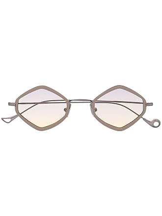 Eyepetizer Óculos de sol hexagonal - Neutro