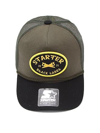 Starter Boné Starter A.C.Amr Verde Preto 445c56d848c27