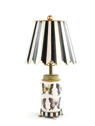 MacKenzie-Childs Small Butterfly Collection Lamp