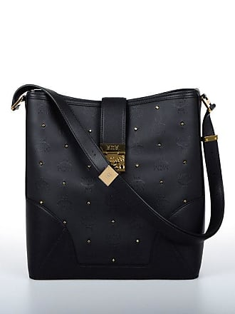 888131ea66255 MCM Monogram Bucket Bag with Studs Größe Unica