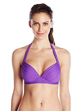 731db681ea6 Bleu Rod Beattie Womens American Hustle Cup Halter Bikini Top