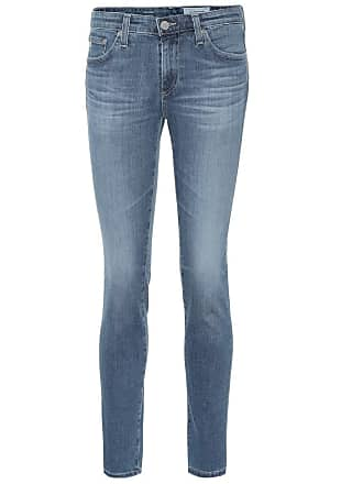 AG - Adriano Goldschmied The Prima low-rise skinny jeans