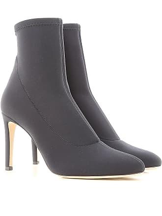 7434abd583717 Giuseppe Zanotti Boots for Women, Booties On Sale, Black, Neoprene, 2017,