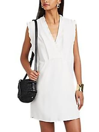 a83a4a8e3d7 Iro Womens Ilford Crepe Shift Dress - Ivorybone Size 34