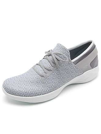 Skechers Tênis Skechers You Inspire Cinza