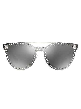 b9d4b045fc013 Versace Óculos de Sol Versace Gatinho VE2177 Feminino - Feminino