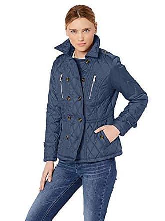 Urban Republic Womens Barn Jacket, Marine Blue, XL
