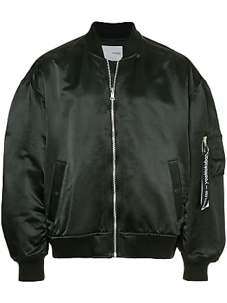 Yoshiokubo MA-1 bomber jacket - Black